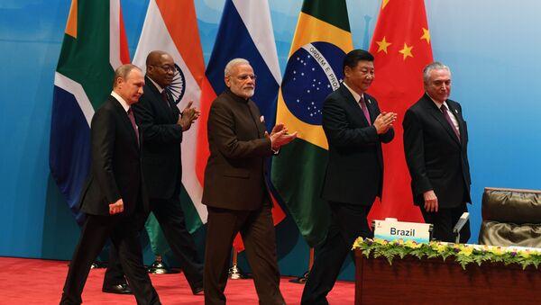BRICS首脳会議 - Sputnik 日本
