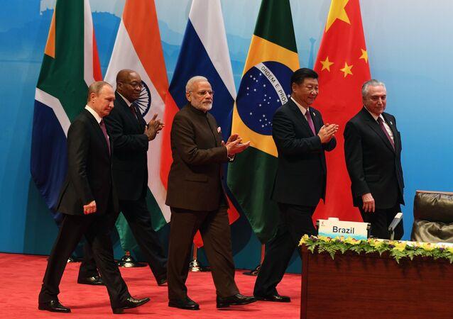 BRICS首脳会議