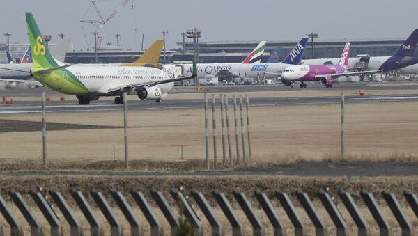 東京・成田空港 - Sputnik 日本