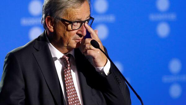 欧州委員会のユンケル委員長 - Sputnik 日本