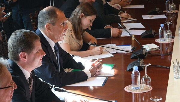 セルゲイ・ラブロフ外相と河野太郎外相のモスクワでの防衛閣僚協議 - Sputnik 日本