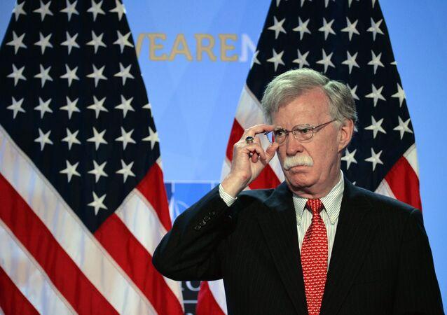 2回目の米朝会談は2、3カ月以内にとボルトン米大統領補佐官