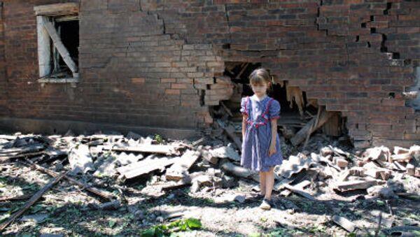 日本、ドンバスで学校35校の再建を支援 - Sputnik 日本