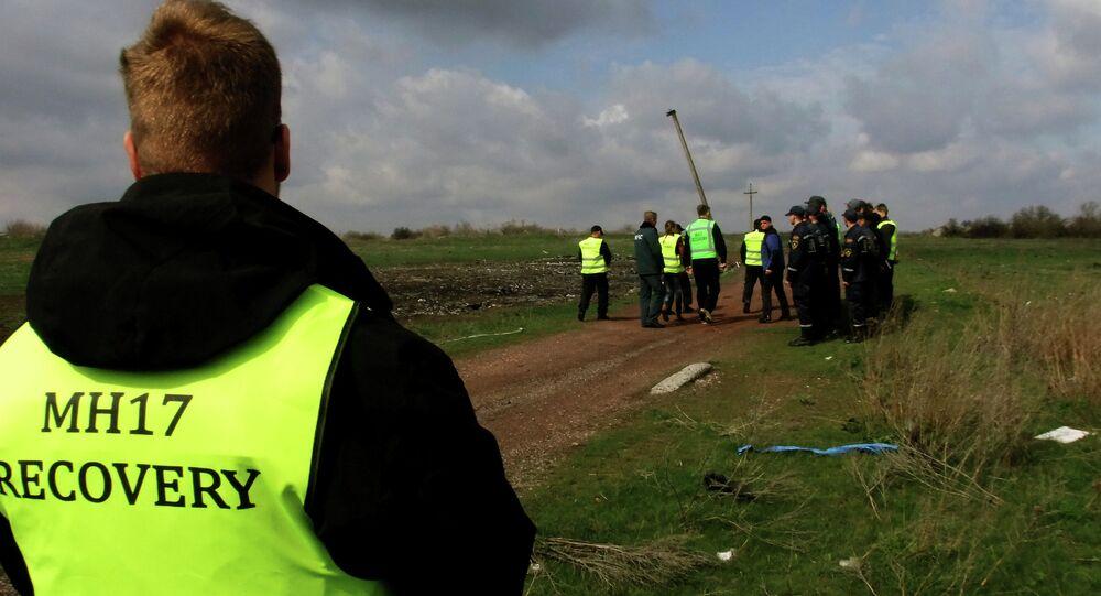 MH17便の国際合同調査班が撃墜についての自らの説の技術的根拠の欠落を示す