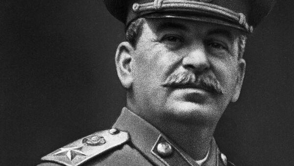 Генералиссимус Советского Союза Иосиф Виссарионович Сталин - Sputnik 日本