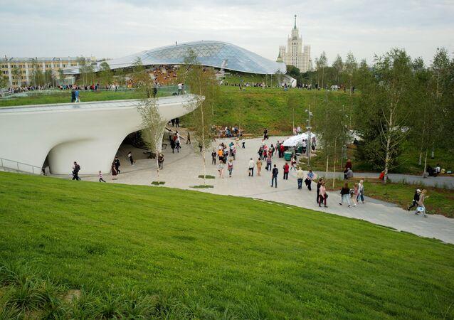 ザリャジエ公園