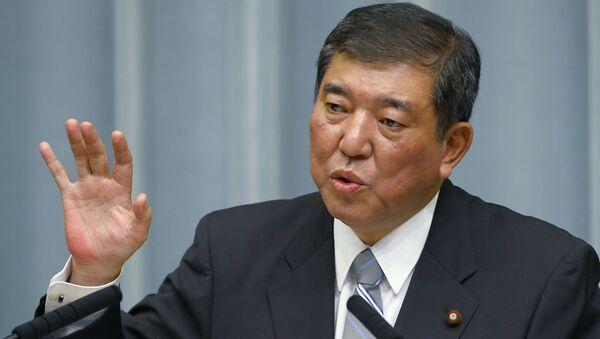 石破元幹事長 - Sputnik 日本