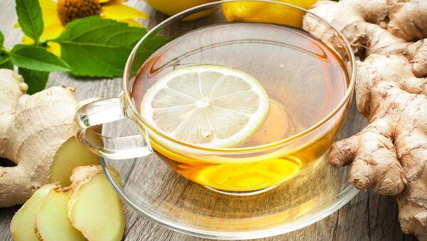 レモンとショウガの茶 - Sputnik 日本