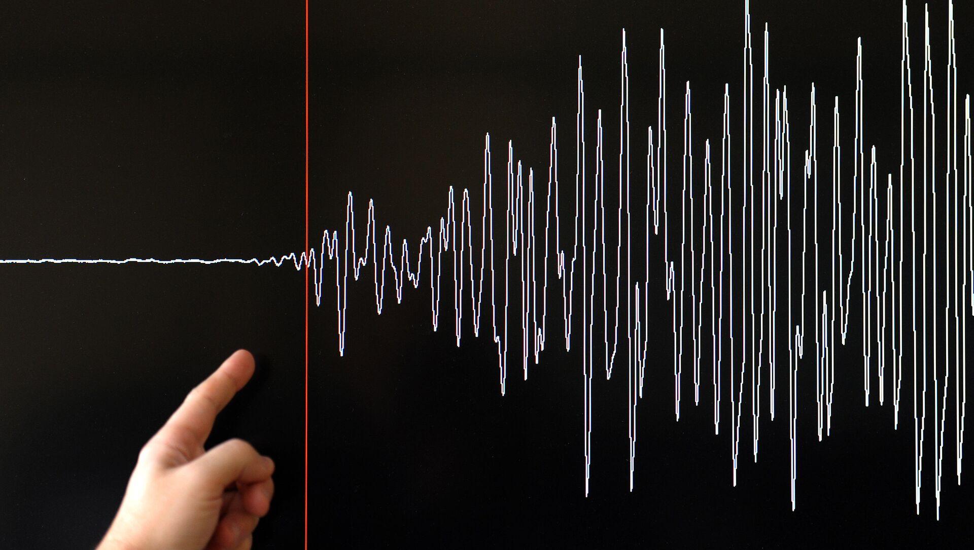 パプアニューギニアでM5.7の地震 - Sputnik 日本, 1920, 09.02.2021