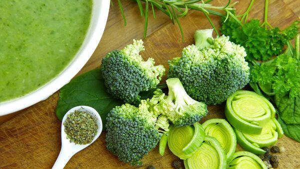 ブロッコリーと野菜スープ - Sputnik 日本