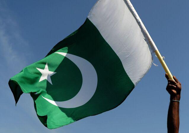 パキスタンの旗