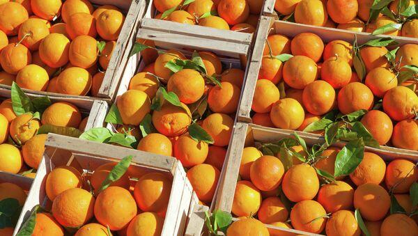 オレンジ - Sputnik 日本