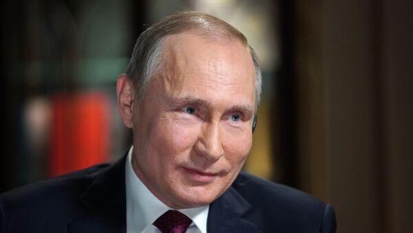 プーチン大統領(アーカイブ写真) - Sputnik 日本