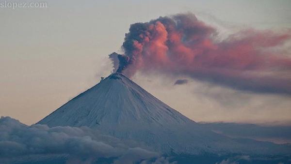 クリュチェフスコイ火山 - Sputnik 日本