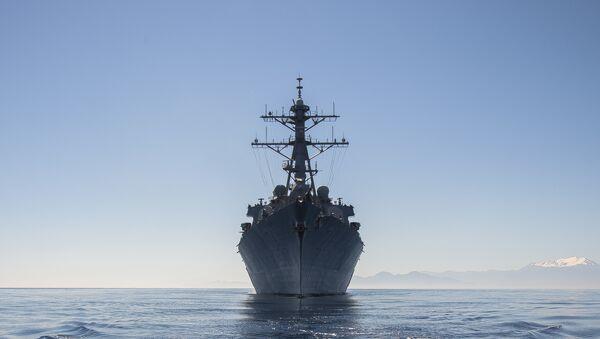 米海軍 - Sputnik 日本