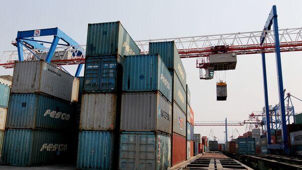 日本発貨物、ロシア向け輸送スピードを加速へ - Sputnik 日本