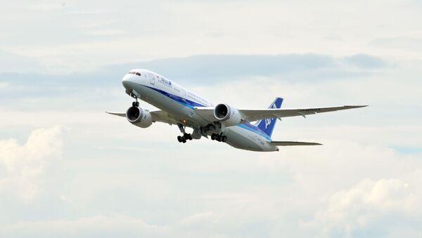 全日空機、シベリアに緊急着陸 - Sputnik 日本