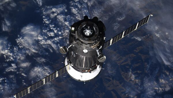 ソユーズMS-09(アーカイブ写真) - Sputnik 日本