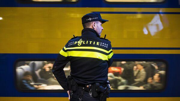 アムステルダムの警察(アーカイブ写真) - Sputnik 日本