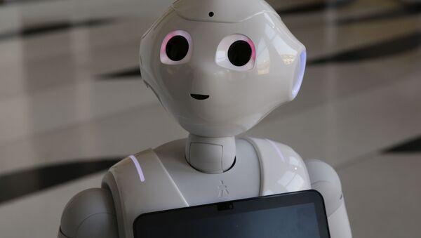 ロボットPepper - Sputnik 日本