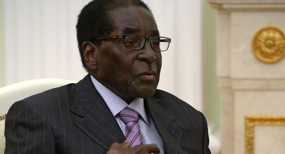 ジンバブエ大統領;米国での同性婚合法化後、オバマ大統領に求婚