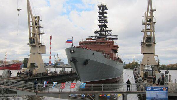 ロシア、米MD追跡のための偵察船を建造中 - Sputnik 日本
