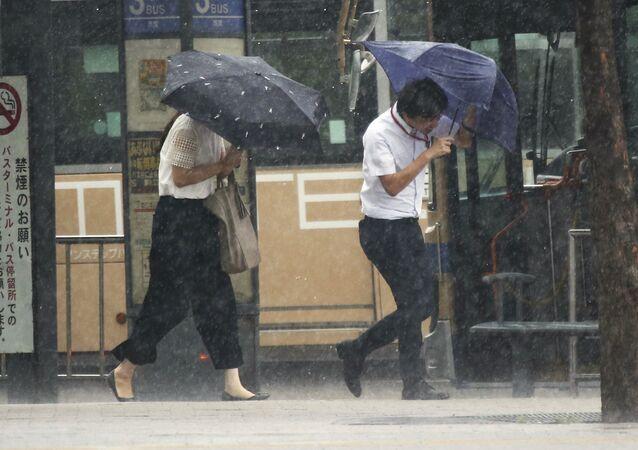 鹿児島、宮崎、熊本に大雨特別警報発出