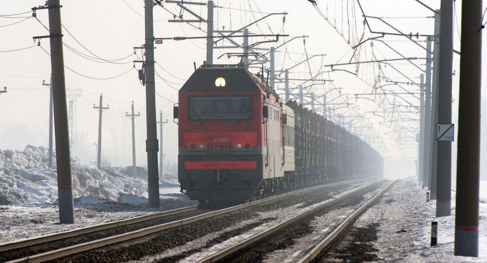 北朝鮮 ロシア、韓国と鉄道統一プロジェクト発展へ