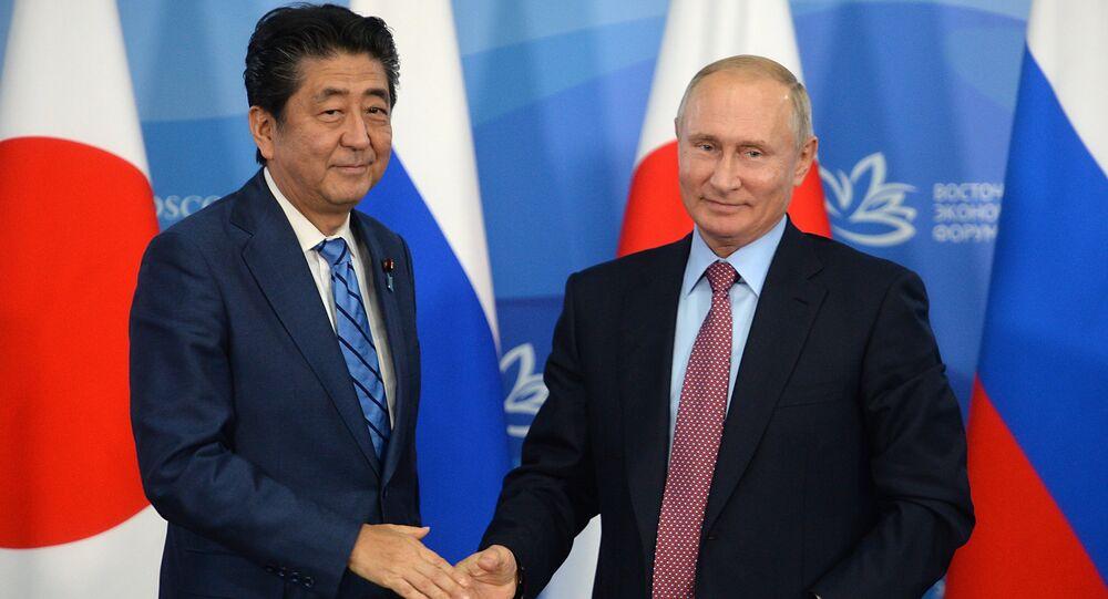 プーチン・安倍首脳会談