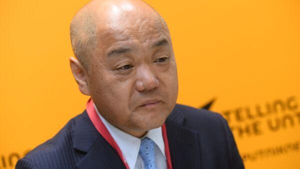 日本貿易振興機構(ジェトロ)の入野泰一(いりの・やすかず)理事 - Sputnik 日本