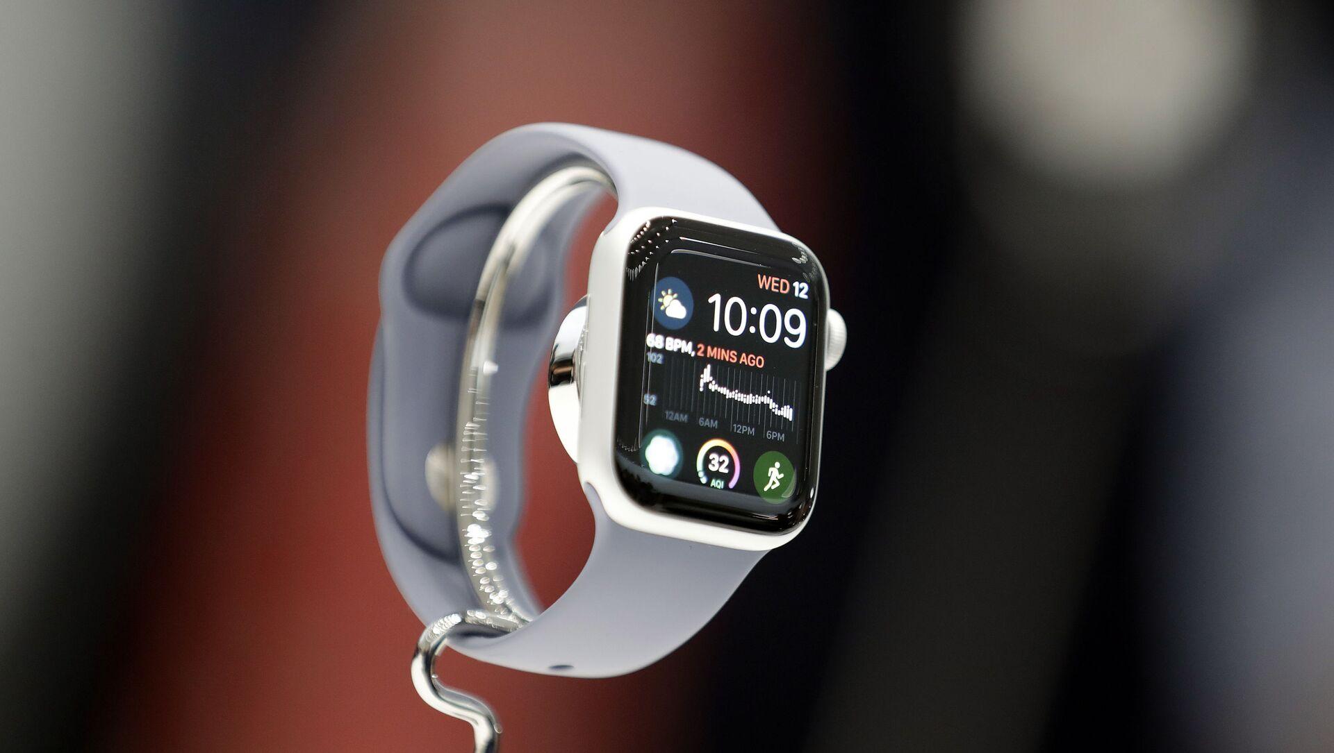 Apple社がスポーツ選手や過酷な条件を想定した「スマート」ウォッチのリリースを予定=ブルームバーグ - Sputnik 日本, 1920, 27.03.2021