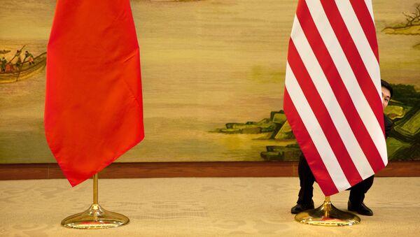 米中貿易協議 「全てのレベルで連絡を取り合っている」と米NEC委員長 - Sputnik 日本