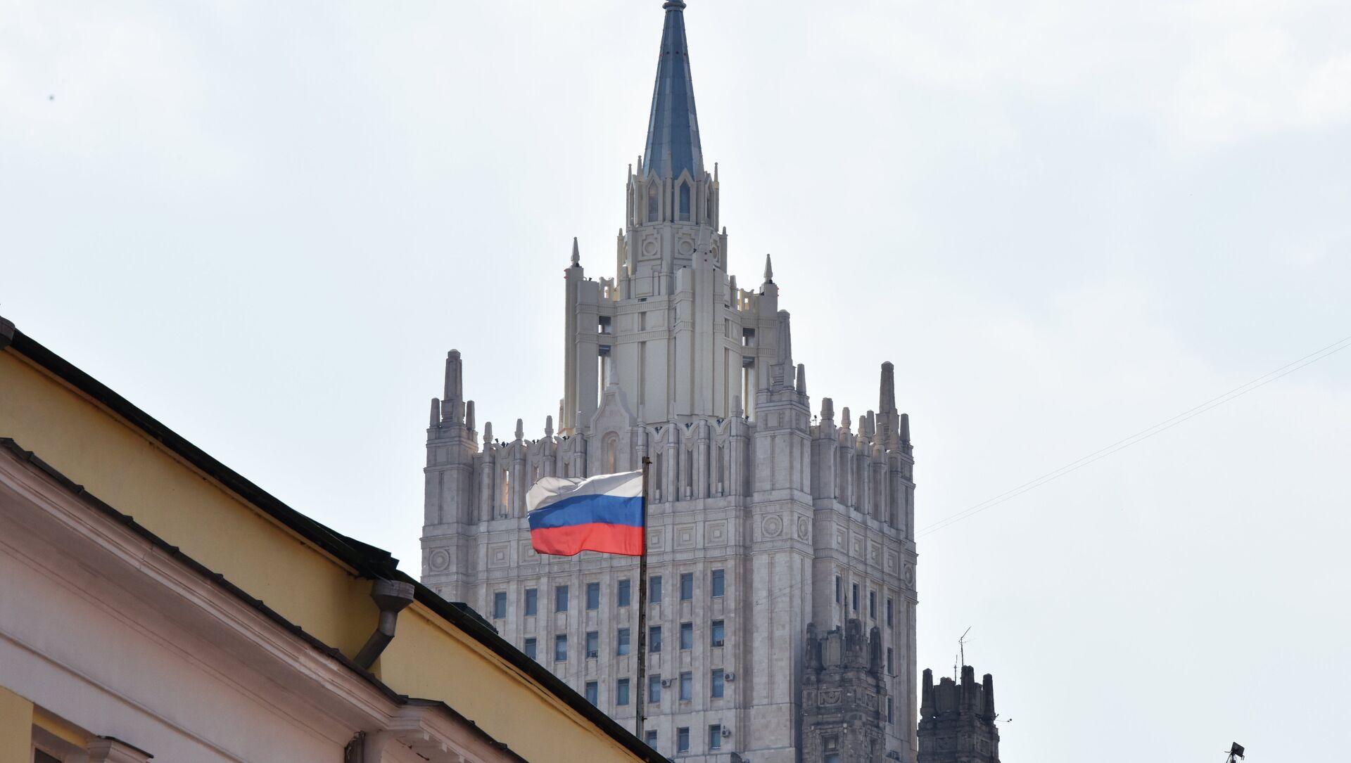 ロシア外務省 - Sputnik 日本, 1920, 29.09.2021