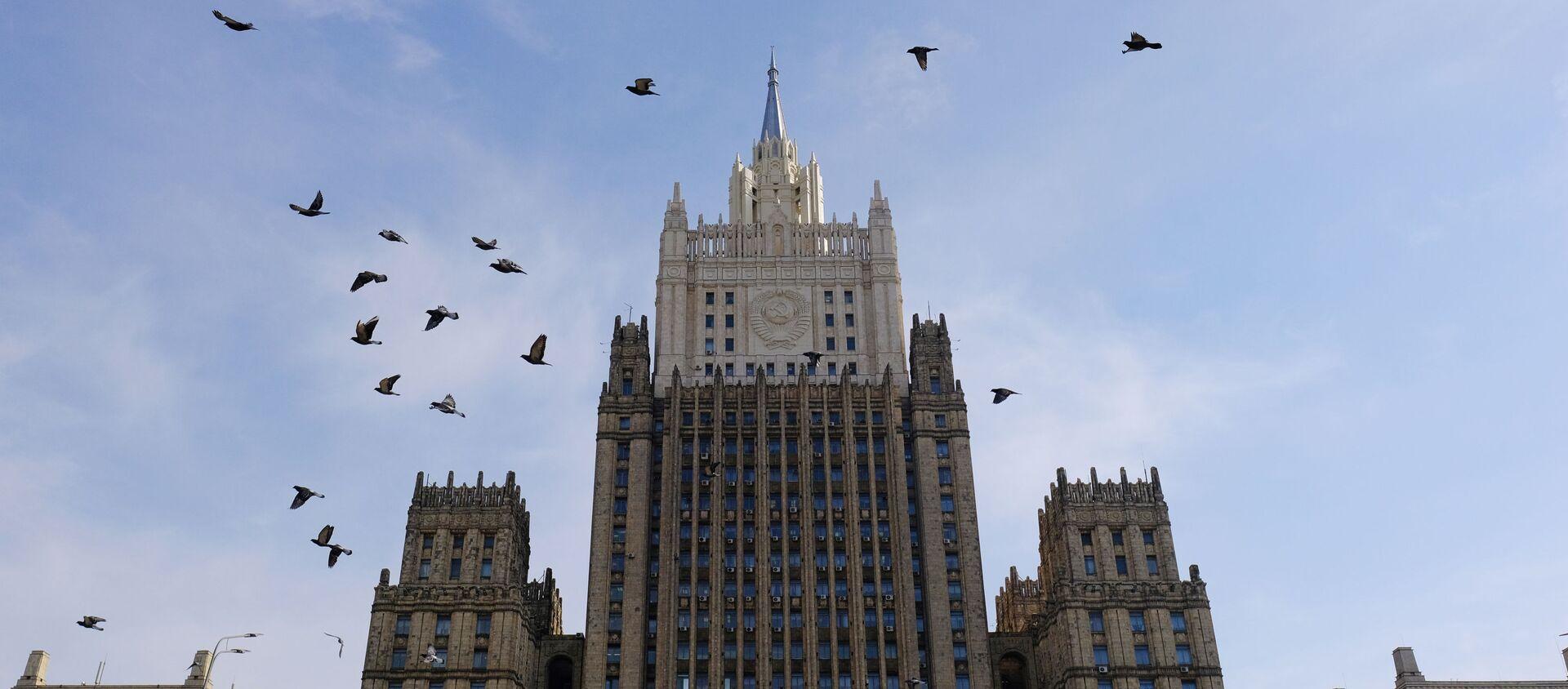 ロシア外務省 - Sputnik 日本, 1920, 15.05.2021