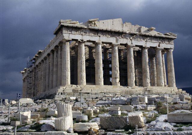 アテネ、アクロポリス
