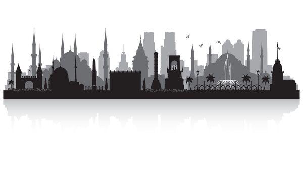 Векторное изображение Стамбула - Sputnik 日本