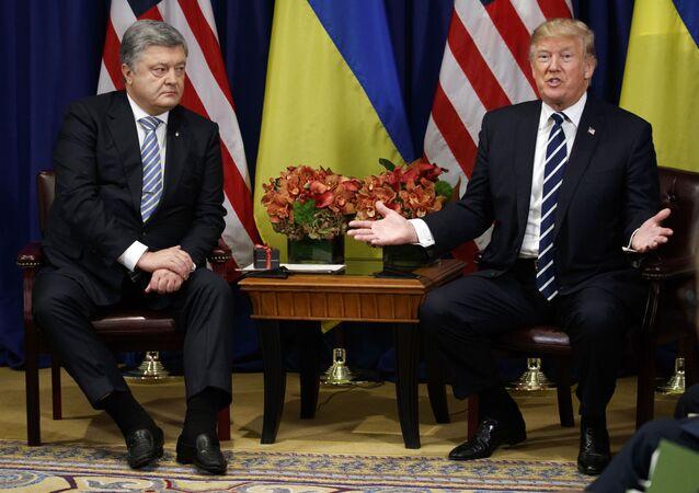 トランプ・ポロシェンコ両大統領