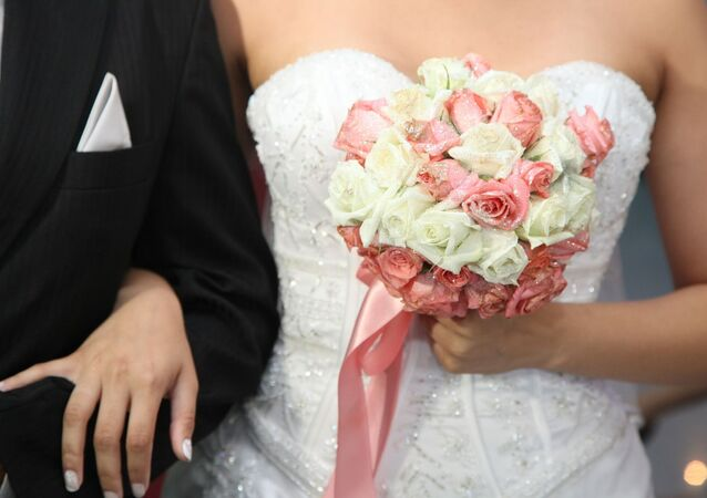 結婚式(アーカイブ写真)