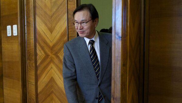 谷内国家安全保障局長 モスクワへ出発 - Sputnik 日本