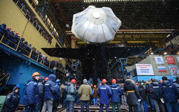 ロシアの「ヤーセンM」型潜水艦「カザン」 - Sputnik 日本