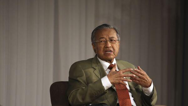 マレーシア首相(アーカイブ写真) - Sputnik 日本