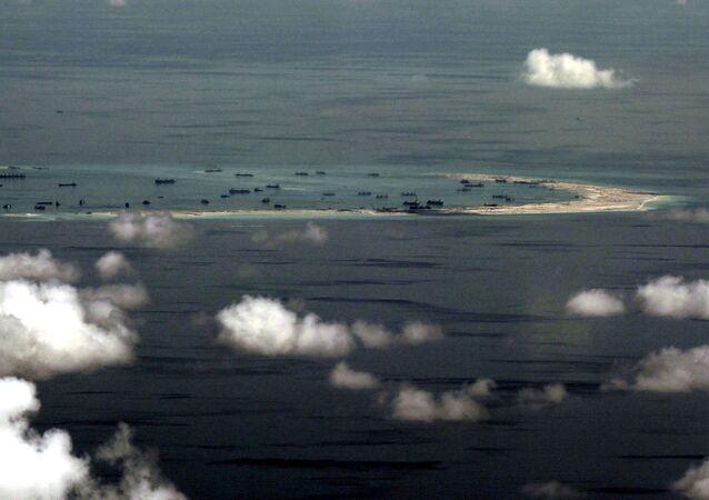 南沙諸島(スプラトリー諸島)