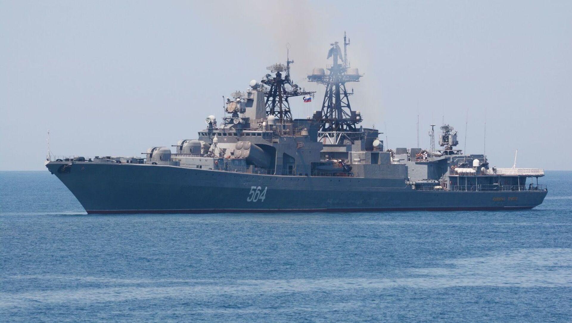 ロシア太平洋艦隊 - Sputnik 日本, 1920, 23.06.2021