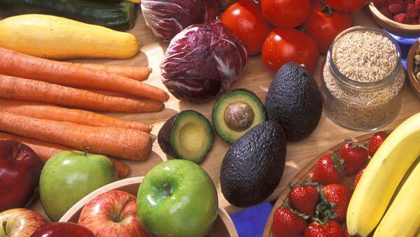 Frutas y verduras - Sputnik 日本