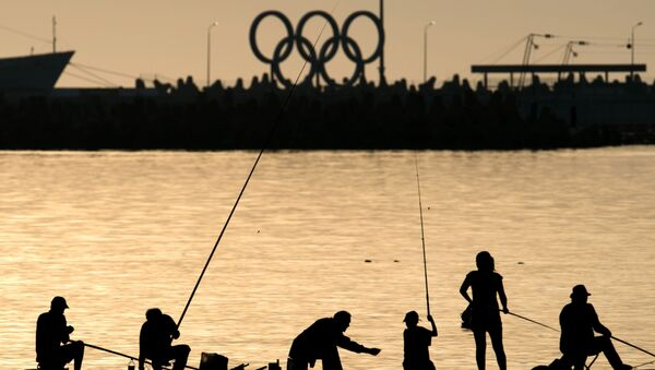 オリンピックシンボル - Sputnik 日本