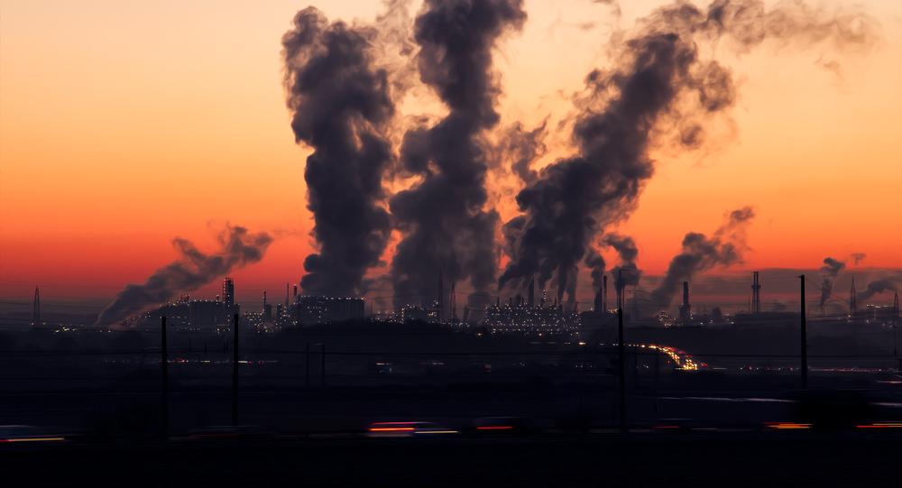 中国 71億円相当の二酸化炭素排出枠を販売