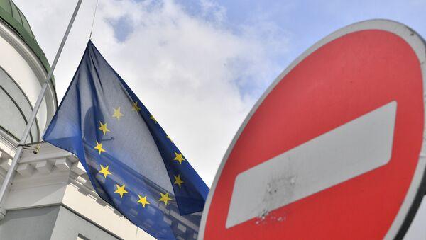 欧州の制裁 - Sputnik 日本