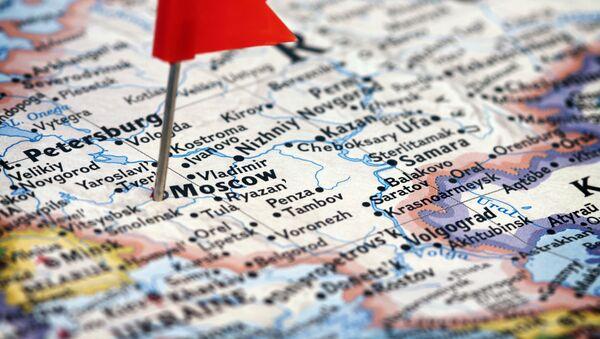 ロシアの地図 - Sputnik 日本