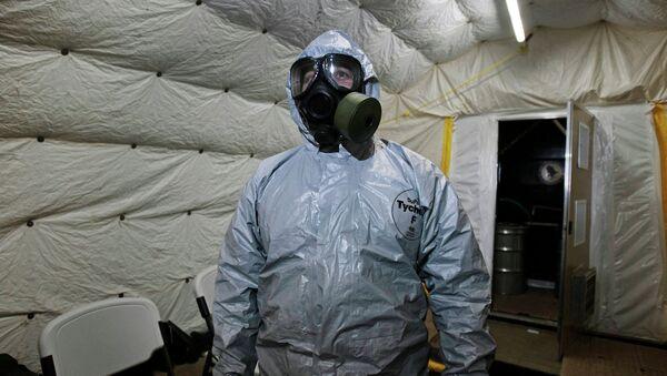 OPCW調査団、シリア高官と会談 化学兵器疑惑で調査へ - Sputnik 日本