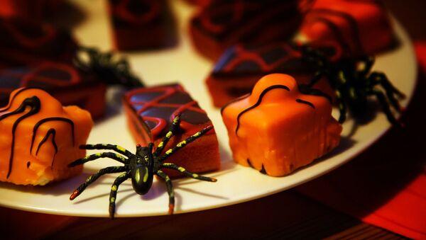 ハロウィンのお菓子 - Sputnik 日本
